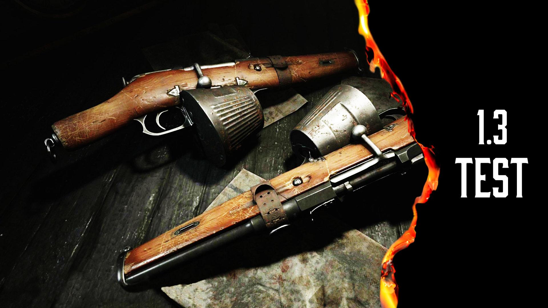 Обои ружье, охота, винтовка, rifle, прицеливание. Разное foto 8